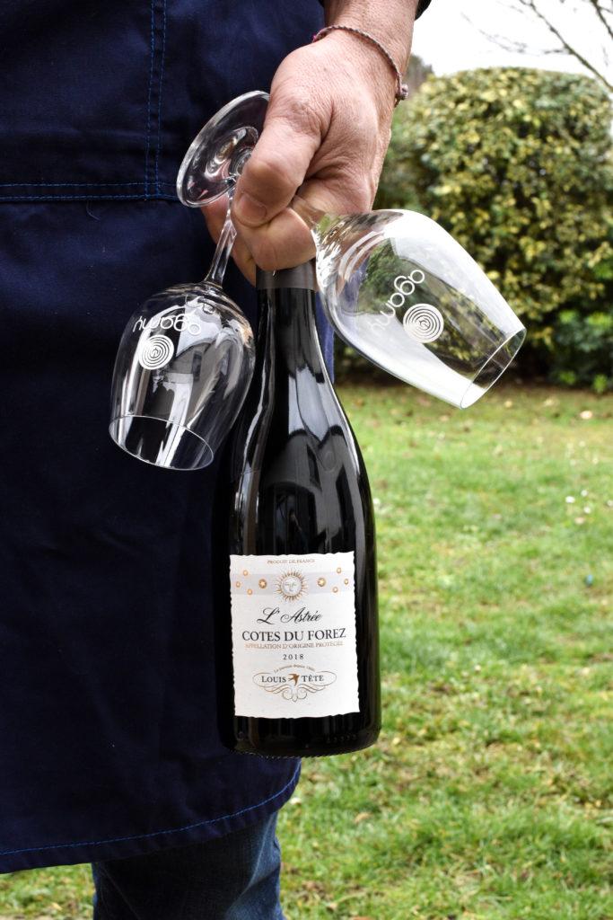 Découvrez notre vin rouge l'Astre de chez Louis Tête